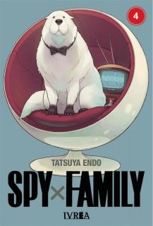 Spy X Family 04 (Ivrea Argentina)
