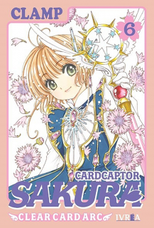 Cardcaptor Sakura: Clear Card Arc 06 (Ivrea Argentina)