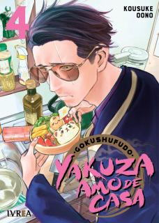 Gokushufudo: Yakuza Amo De Casa 04