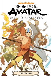 """Avatar: The Last Airbender """"The Promise"""""""