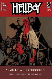 Hellboy Semilla De Destruccion