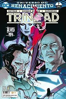 Batman/Wonder Woman/Superman: Trinidad 07 (Renacimiento)