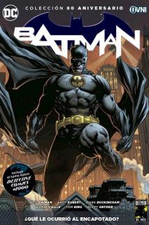 Batman: ¿Qué le ocurrió al encapotado?