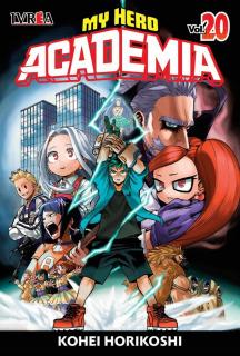 My Hero Academia 20 (Ivrea Argentina)