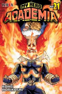 My Hero Academia 21 (Ivrea Argentina)