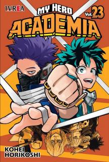 My Hero Academia 23 (Ivrea Argentina)