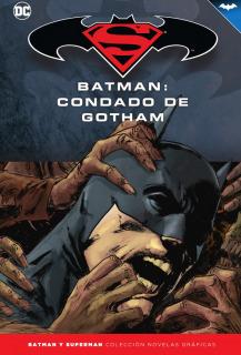 Colección Batman y Superman: Condado de Gotham