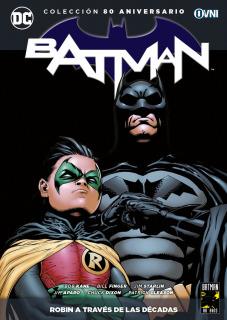 Batman Colección 80 años: Robin a través de las décadas