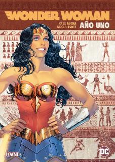 Wonder Woman: Año Uno