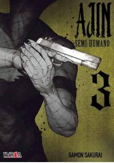 Ajin Semihumano 03 (panini)