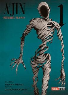 Ajin Semihumano 01 (panini)