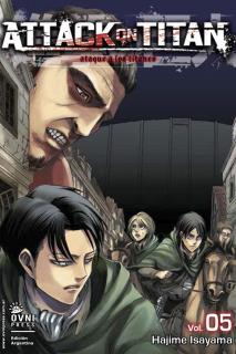Attack on Titan (Shingeki no Kyojin) 05