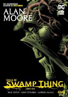 Saga de Swamp Thing: Libro Seis