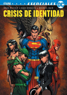 Crisis de Identidad (Esenciales DC)