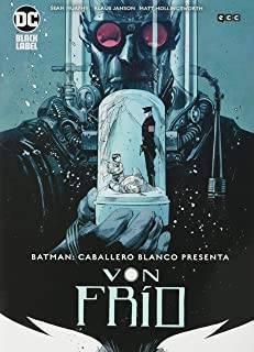 Batman: Caballero Blanco Presenta Von Frío