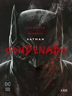 Batman: Condenado Tapa Dura