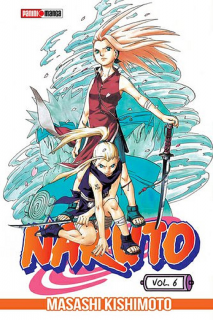 Naruto 06 (Panini Argentina)