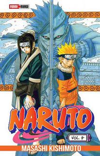 Naruto 04 (Panini Argentina)