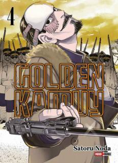 Golden Kamuy 04(Panini Argentina)