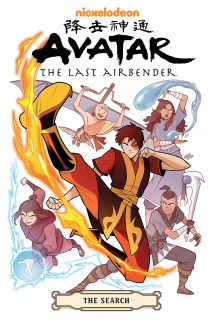 "Avatar: The Last Airbender ""The Search"""