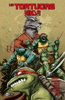 Las Tortugas Ninja  01