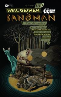 Biblioteca Sandman 03: País De Sueños