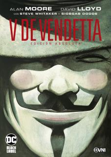 V de Vendetta: Edición Absoluta