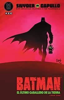 Batman: El Último Caballero De La Tierra Libro Uno