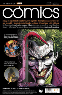 ECC Cómics 23 (Revista)