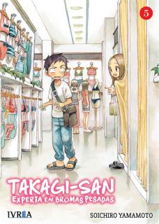 Takagi san: Experta en bromas pesadas 05