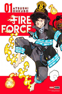 Fire Force 01(argentina)