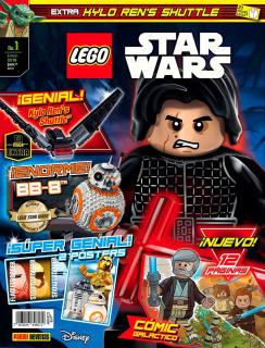 Revista Lego Star Wars 01