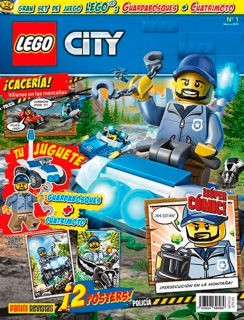 Revista Lego City 01