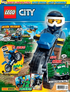 Revista Lego City 03
