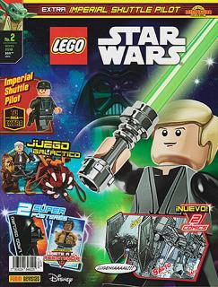 Revista Lego Star Wars 02