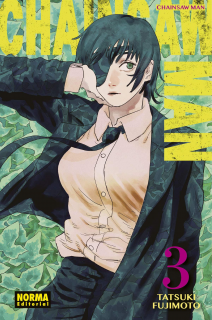 Chainsaw Man 03 (Norma)