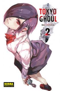 Tokyo Ghoul 02 (Norma)