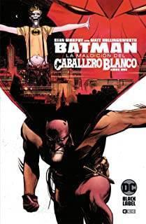 Batman: La Maldición Del Caballero Blanco 01 (De 8)