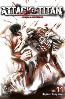 Attack On Titan (Shingeki no Kyojin) 11
