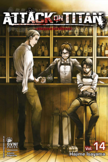 Attack On Titan (Shingeki no Kyojin) 14