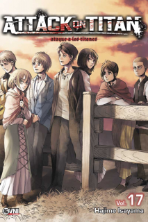 Attack On Titan (Shingeki no Kyojin) 17