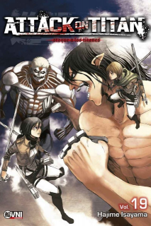 Attack On Titan (Shingeki no Kyojin) 19