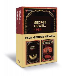Pack George Orwell (contiene: 1984 | Rebelión en la granja)
