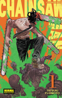 Chainsaw Man 01 (Norma)