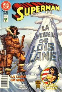 Superman: La Búsqueda De Lois Lane La Luna De Miel