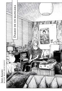 Diario de un mangaka
