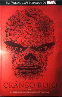 Craneo rojo y Dr. Doom (pack promocional)