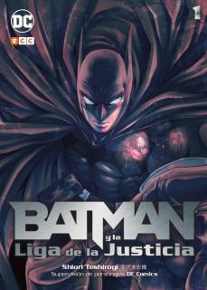 Batman y La Liga De La Justicia 01/04