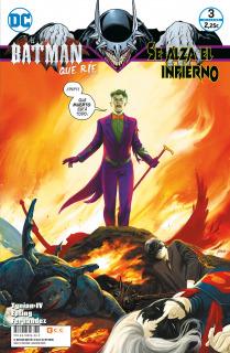 El Batman Que Ríe: Se Alza El Infierno 03 De 4