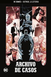 Colección Batman, La Leyenda 13: Archivo De Casos